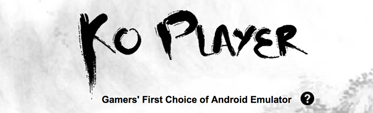 ko player - emulador de android para gamers